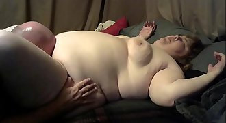 HotSSBBW has some Friday Night Fun