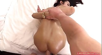 Ladyboy Julie Anal Without a condom
