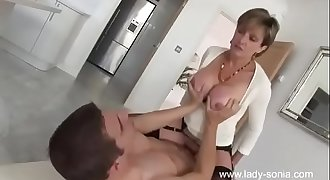 Mommy Hot Big Tits