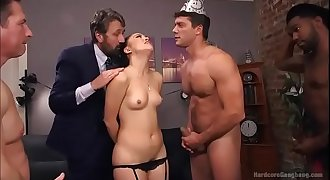 kristina rose and her husband&#039_s friends