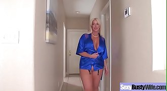 Hardcore Sex Action With Big Round Hooters Housewife (Alura Jenson) clip-03 clip1