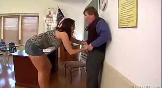 Alison tyler female dom ass worship