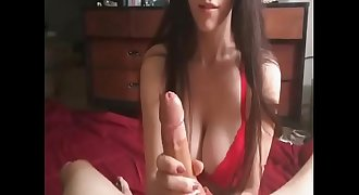 handjob goddess gives the best handjob you'_ve ever seen